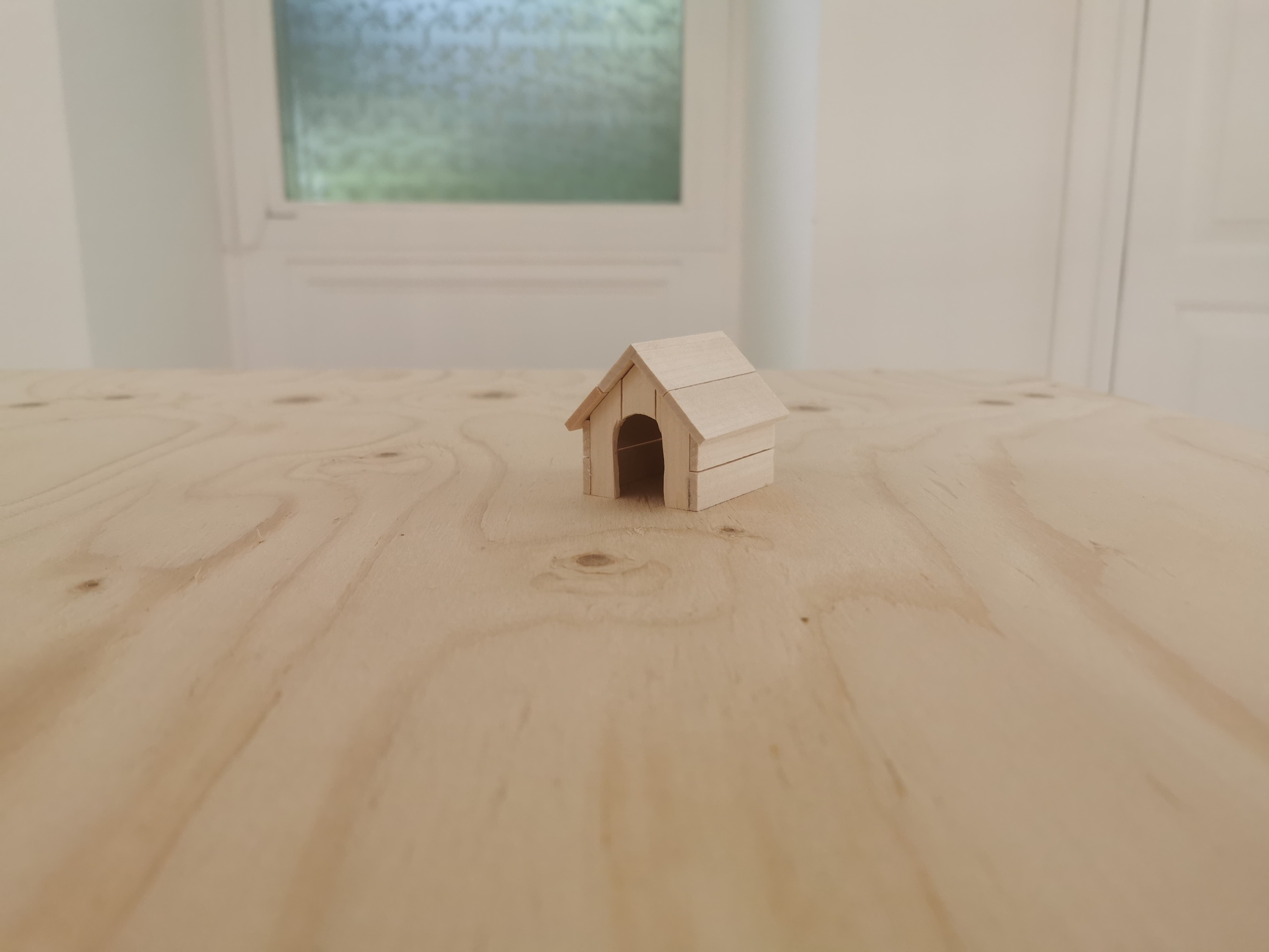 From Venice: Is Architecture Possible According To The United States?  It is only made of wood