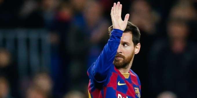 Barcelona: Lionel Messi