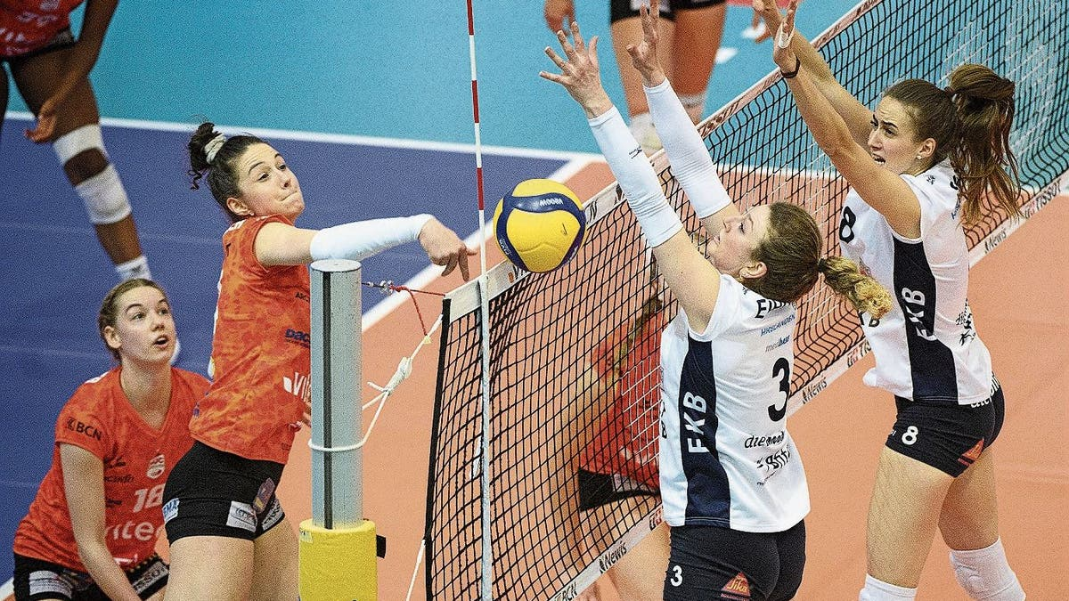 Julie Lengweiler, a volleyball professional in Thurgau, moves to Finland