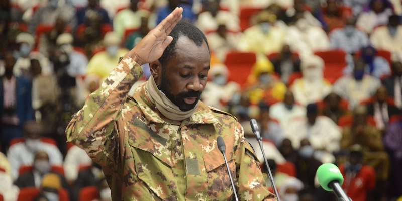Another coup in Mali