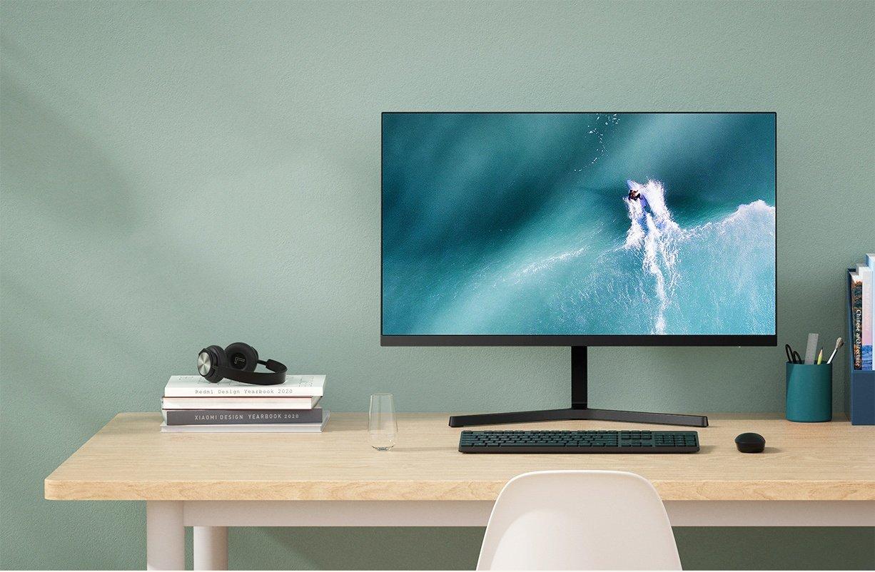 Buy cheap Xiaomi Mi Monitor Desktop 1C from Spain and Amazon.  Xiaomi news addicts