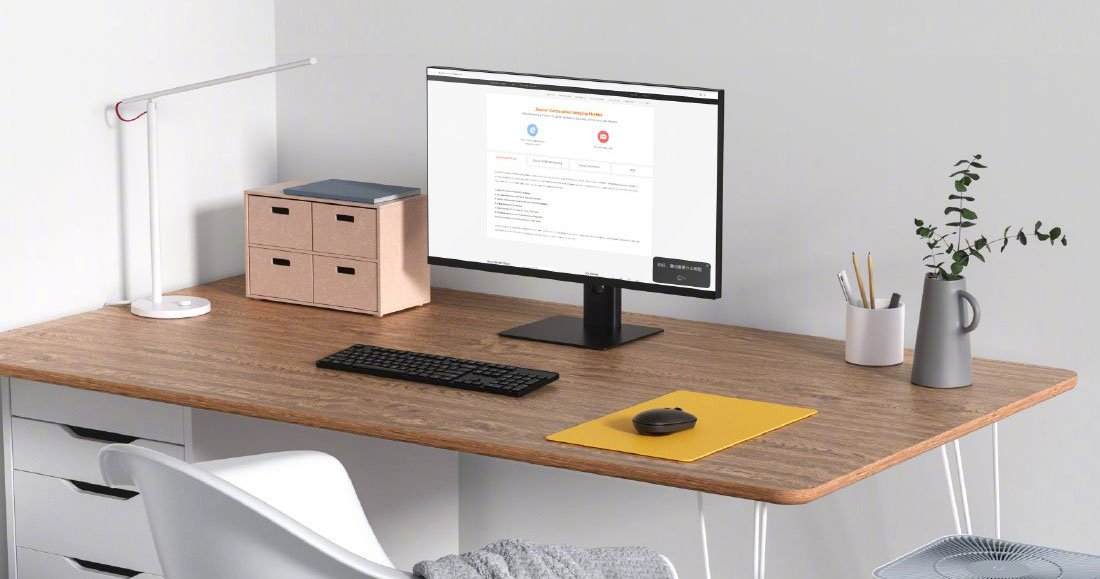 Five Xiaomi products that could not be missing from the business office or study area