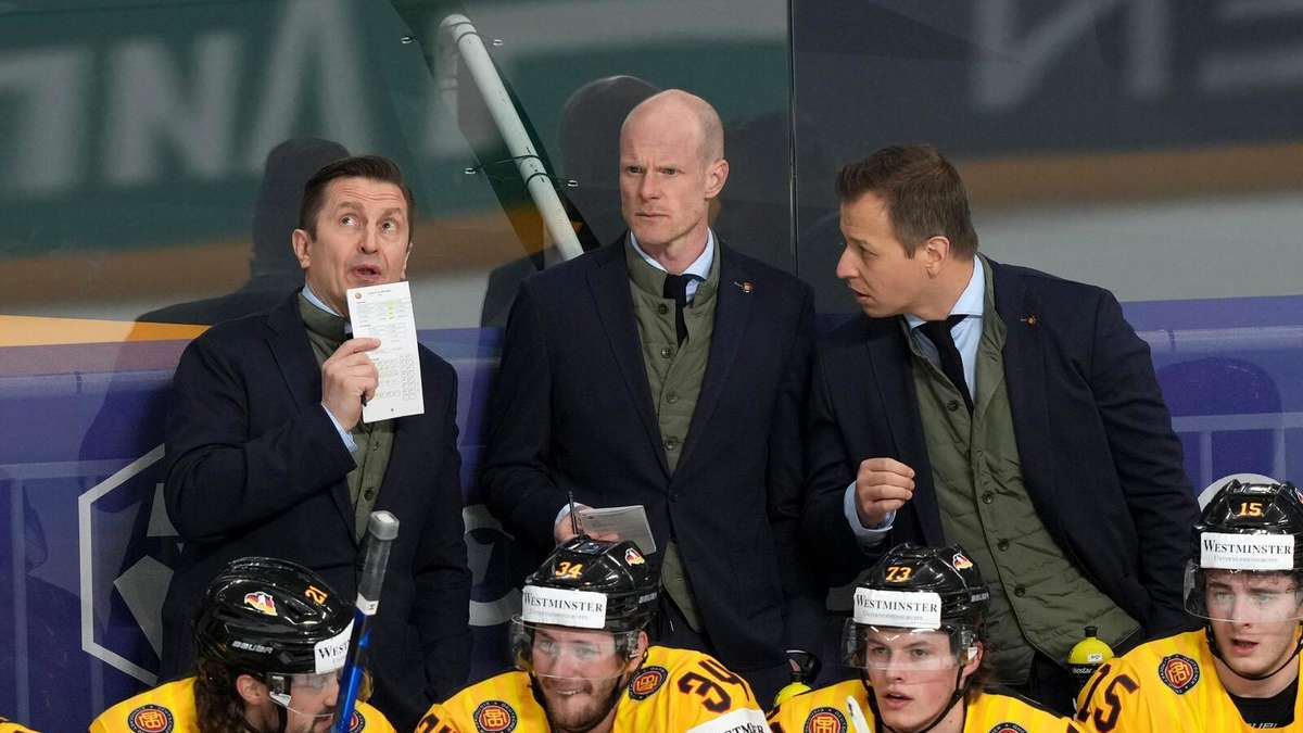 Germany vs Finland in the 2021 Ice Hockey World Cup: When the assistant is a global superstar