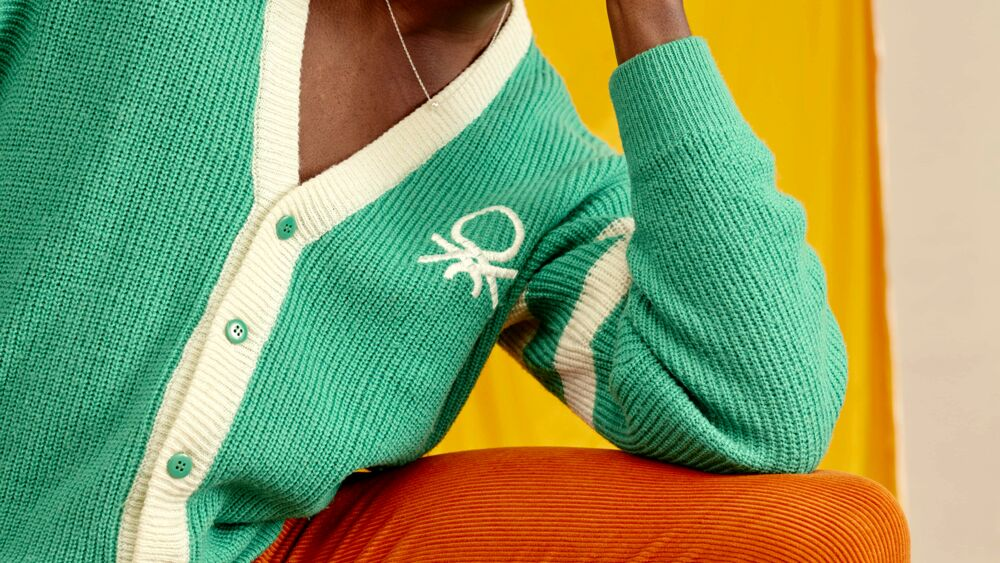 Depop launches a collaboration with Benetton
