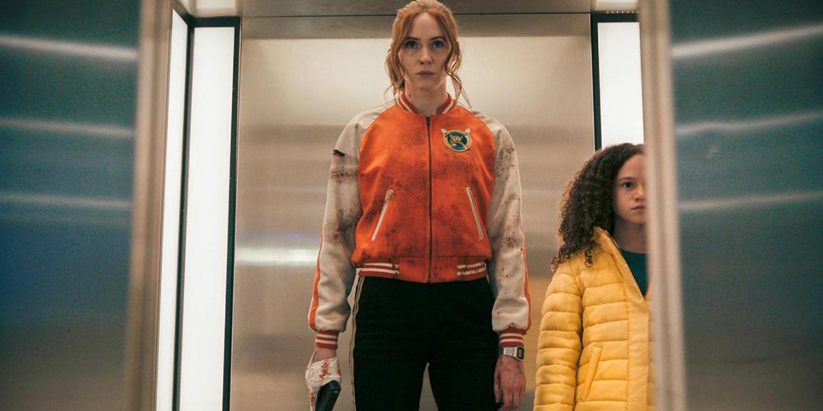 A Gunpowder Milkshake with Karen Gillan on Netflix |  Cinema
