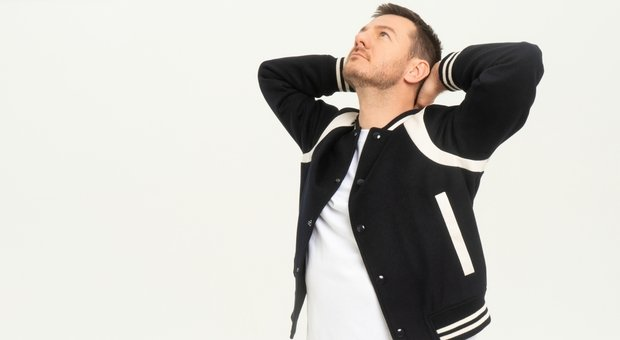 Alessandro Cattelan is looking for happiness.  On Netflix, the docu series is a simple question