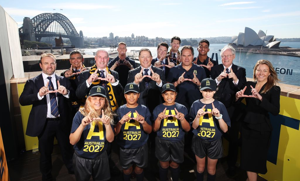 Australia officially set out to host the Fireworks World Cup (RWC2027)