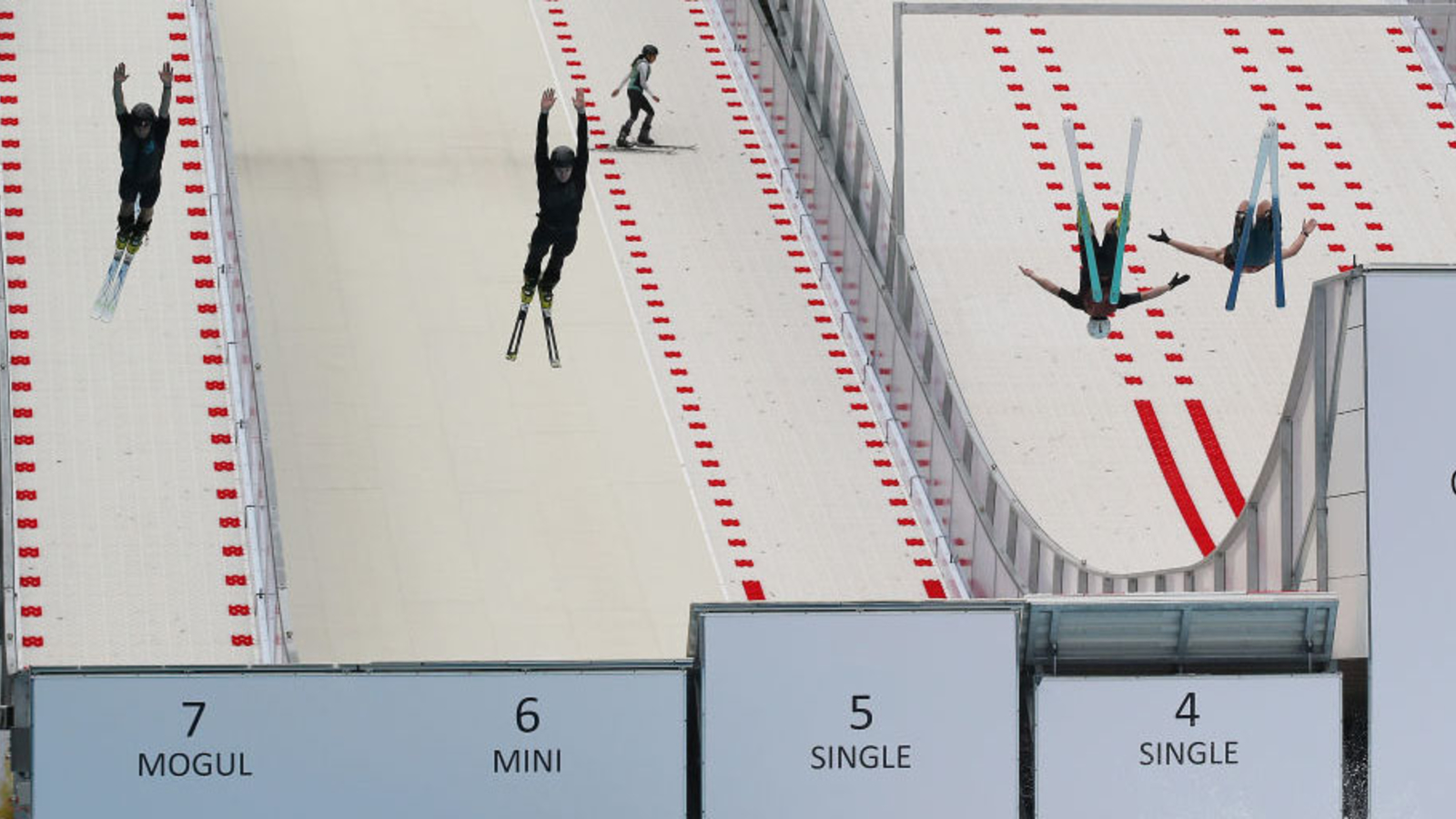 Australia on its way to becoming a winter sports powerhouse?