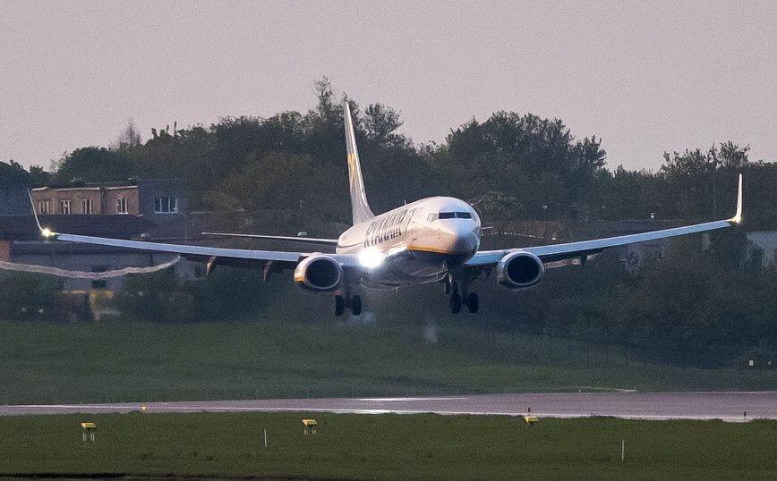 Belavia planes returned to Minsk