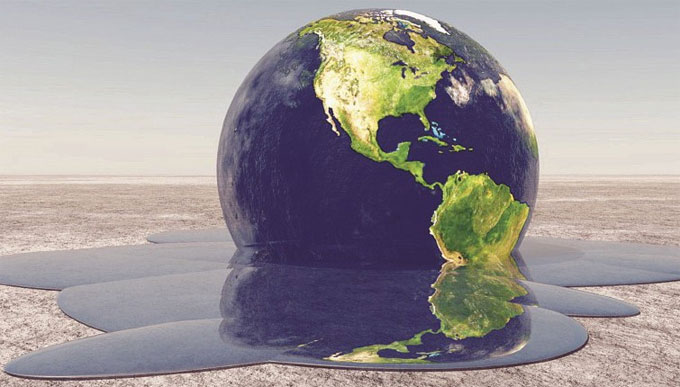 Climate: No more time for ads