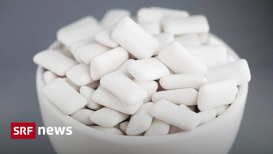 Controversial bleach – Switzerland also bans titanium dioxide in food – News