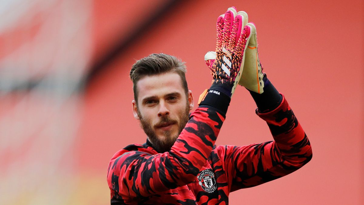 David de Gea is among the richest young people in the United Kingdom    People