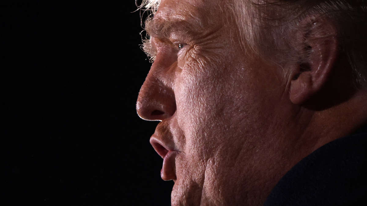 Donald Trump does not accept defeat in the 2020 US election – and the votes are counted again