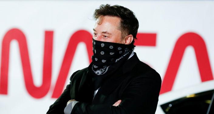Elon Musk schedules an unmanned flight to Mars