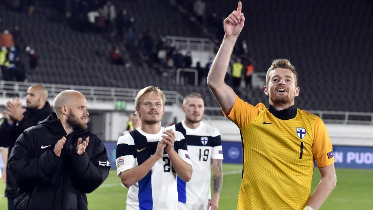 Finland in EM 2021: surprising debut