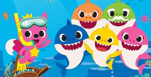 From May 24 in Italy, the animated series dedicated to Baby Shark