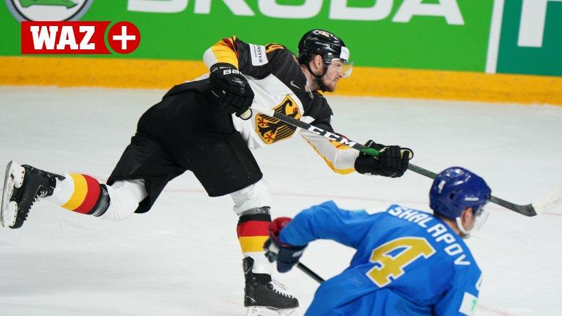 Ice Hockey World Championship: Tom Konakle as captain with a big name