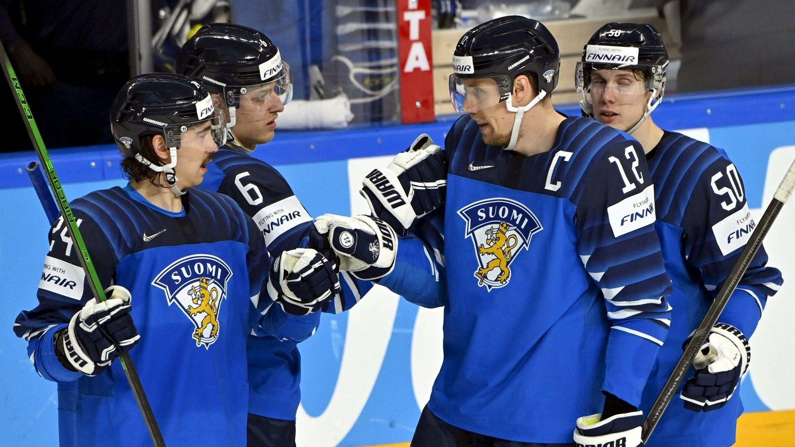 Ice Hockey World Cup News: Finland beats Germany |  Ice Hockey News