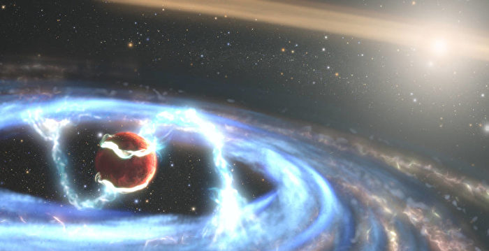 It's rare to see Hubble witness the formation of a new giant planet  Hubble Space Telescope |  Afternoon times