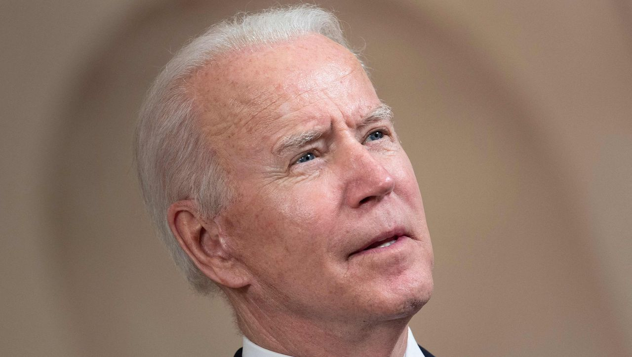 Joe Biden calls on the global community to set more ambitious climate goals