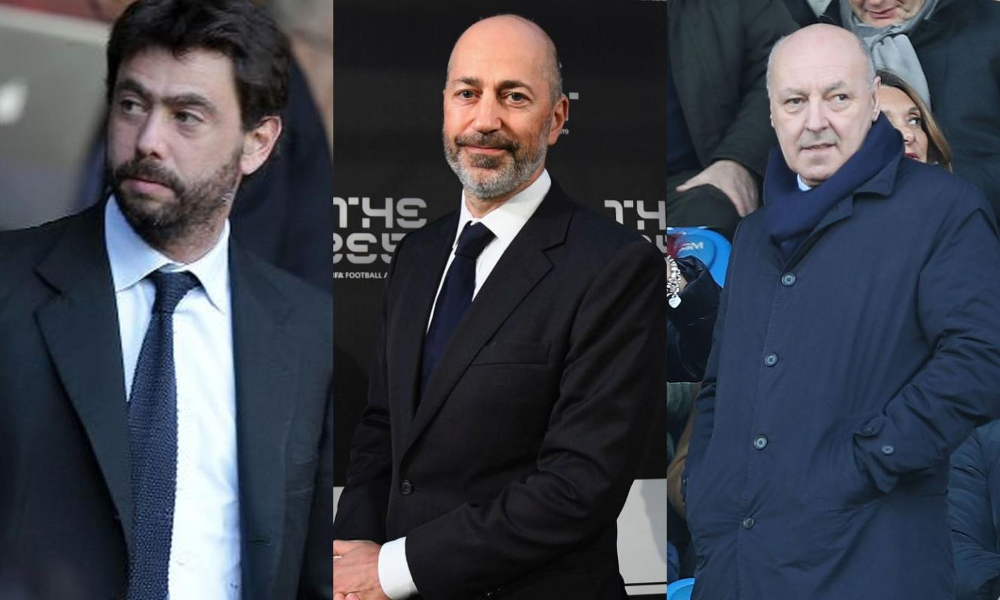 Juventus, Milan and Inter are in the balance
