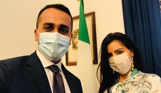 La Marca meets Minister Di Maio