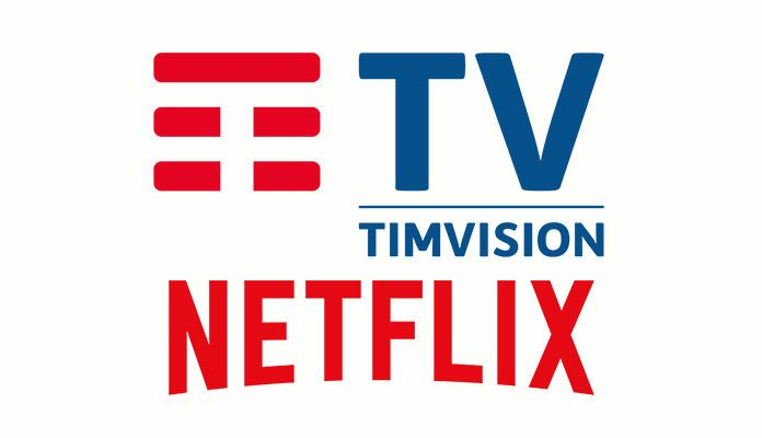 Latest show with free Netflix and TIMvision and more