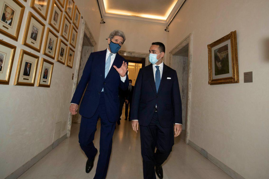 Leading Italy and the United States in the Environmental Transformation