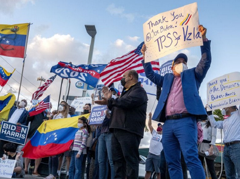"""Learn about the scope of the """"protection"""" measure for Venezuelans in the United States"""