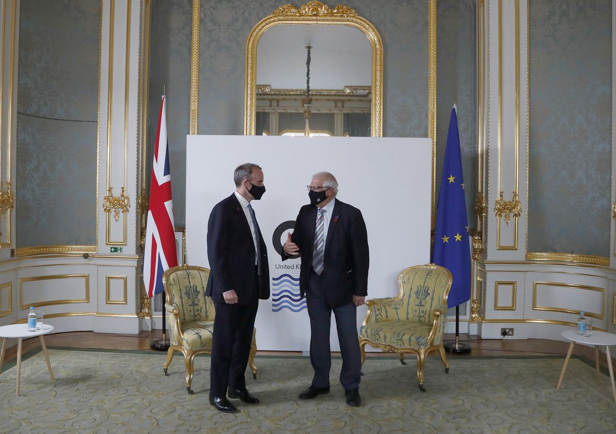 London corrects and assigns the rank of ambassador to the representative of the European Union in the United Kingdom    international