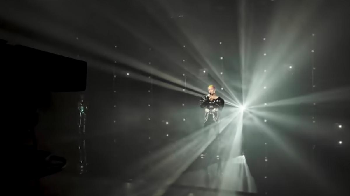 Montaigne, representing Australia, will not actually participate in Eurovision 2021