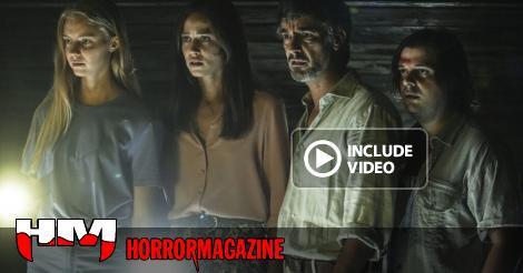 Netflix horror trailer is online
