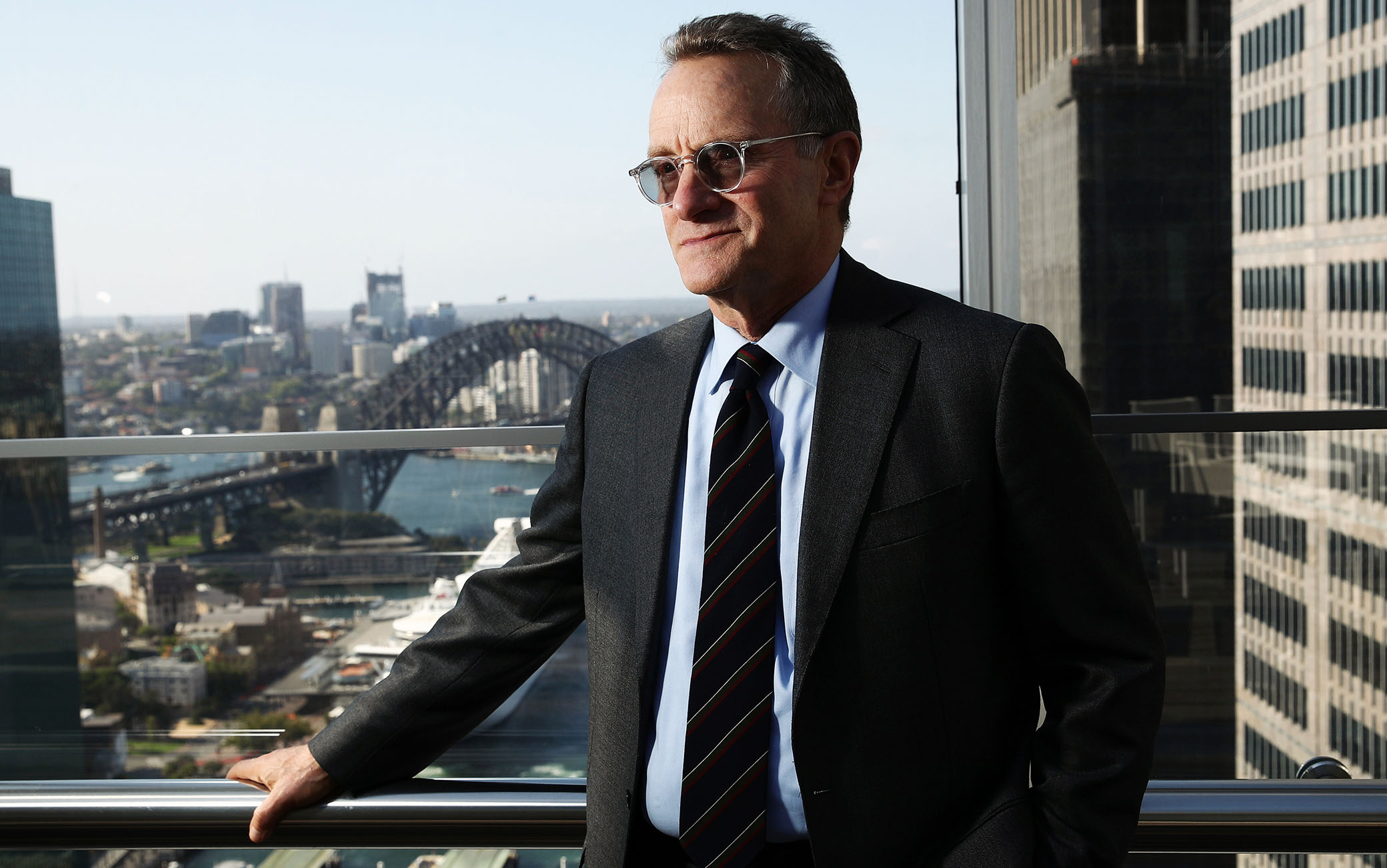 Howard Marks, co-chair of Oaktree and one of the founding partners in 1995