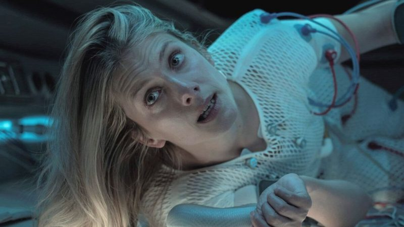 Oxygene, New Netflix Original Film Review