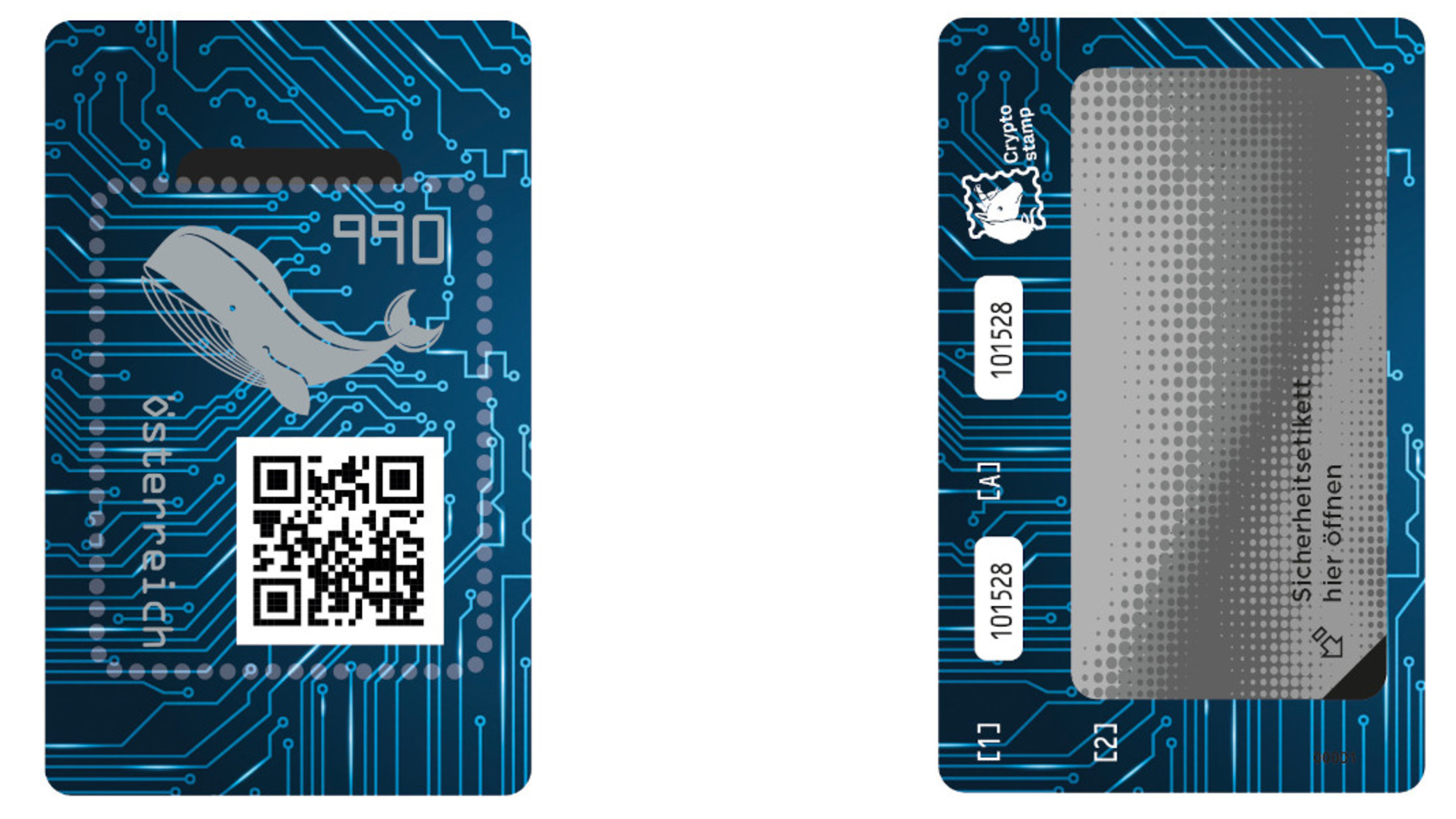 Post brings Digi postage with an NFC chip and encryption technology