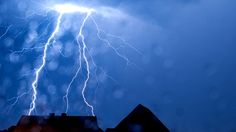 Rail: Malfunction after a lightning strike at Menden's signal box