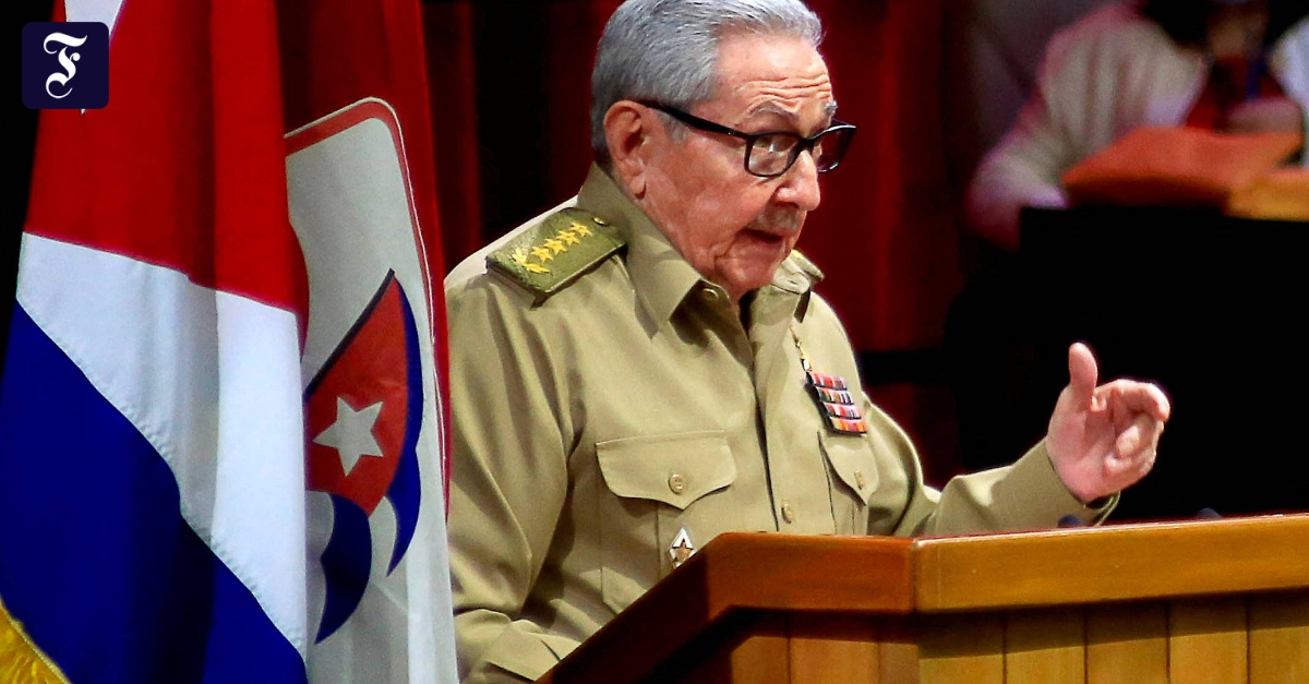 Ral Castro touts a new relationship with the United States