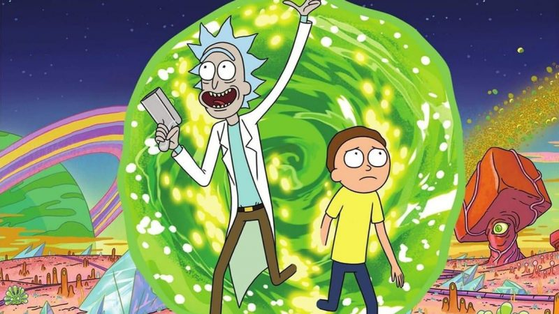 Rick and Morty 5, when is the new season coming out on Netflix Italy?