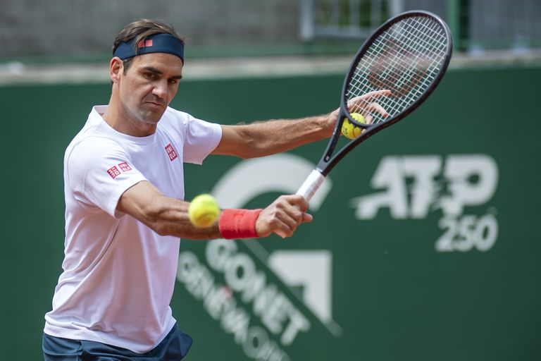 Roger Federer will make his debut on Tuesday at the ATP 250 Championships in Geneva, Switzerland, against Spaniard Pablo Andegar, who has never faced him.