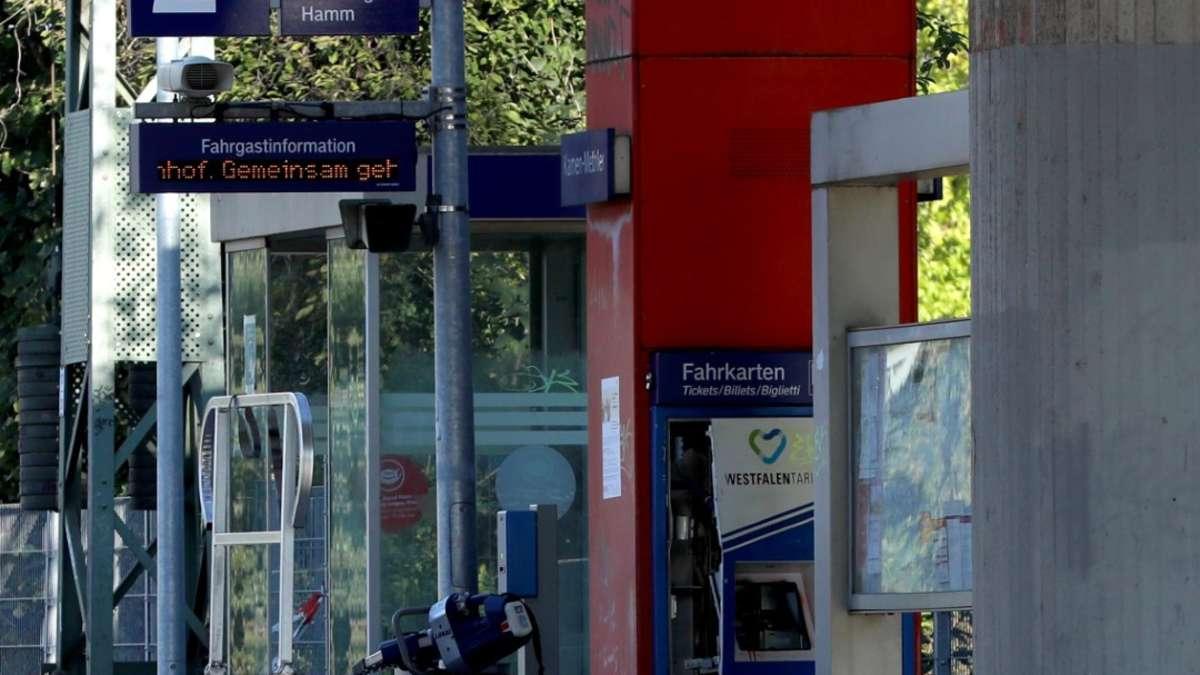 Signal disturbance in the Kamen area: Trains between Dortmund and Hamm were affected