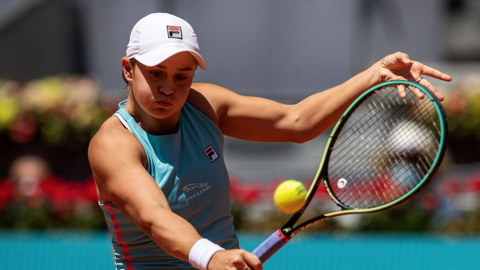 Tennis News: Barty reaches the final in Madrid |  Tennis News