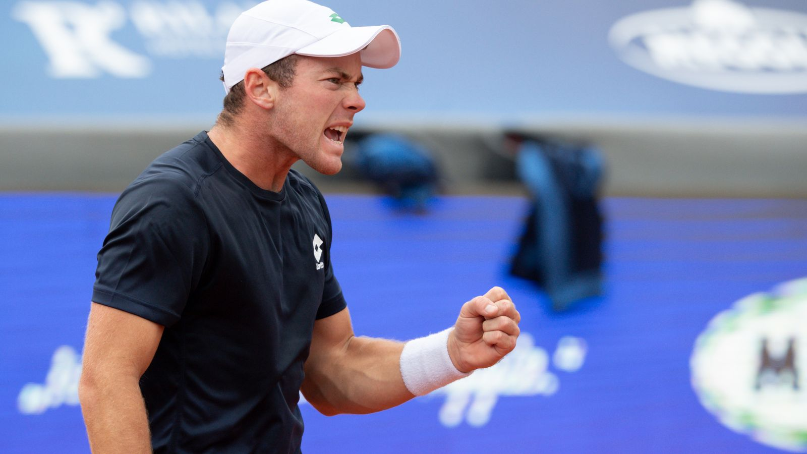 Tennis News: Dominic Kupfer wins the opening Masters match in Madrid |  Tennis News