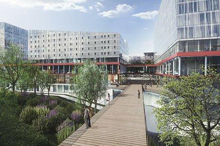 The Australian hotel giant comes to Geneva