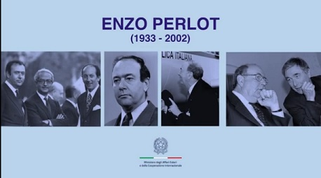 The New Diplomats Training Course will be awarded to Enzo Berlot
