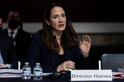 US National Intelligence Director Avril Heinz Graeme Jennings / Paul via Reuters