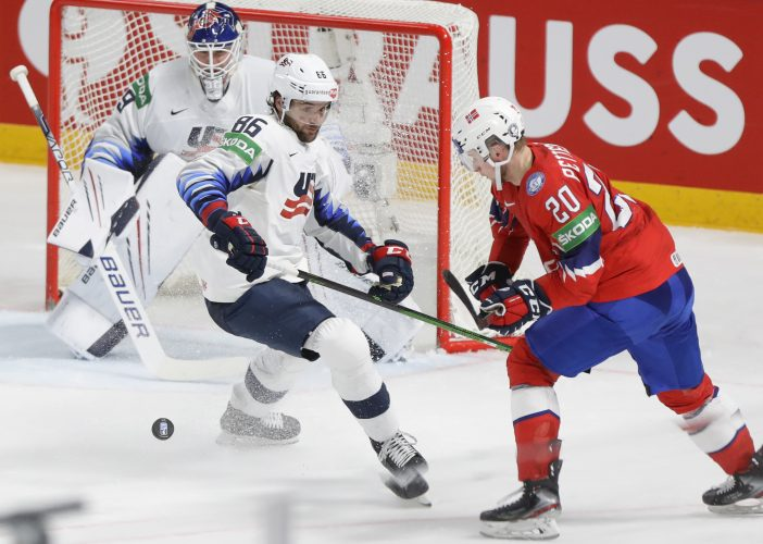 The United States wins fourth place in a row in ice hockey news, sports, jobs