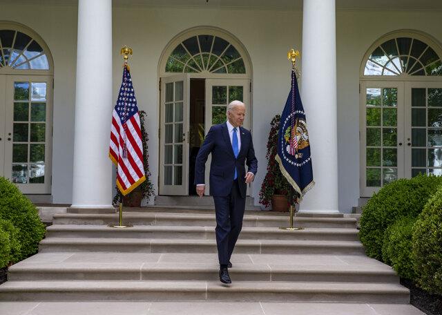 The battle of Joe Biden – Rana Forouhr has begun