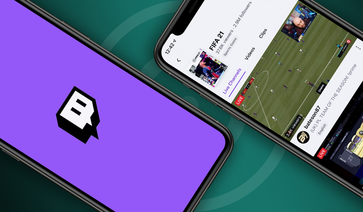 Twitch Unstoppable: 22 million mobile app installs in the past three months (pics)