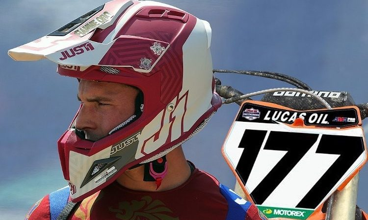 USA: Alessandro Lupino (KTM) dare to take a trip / US Motocross 450
