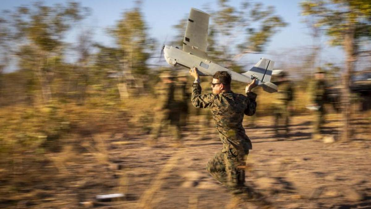 Use of drones: Australia wants to fight wildfires with high technology